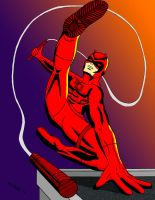 Daredevil The Man without Fear by Jojorozian
