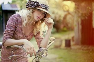 bicycle by prancarita