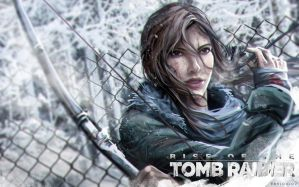 Rise Of The Tomb Raider by Rahloulou