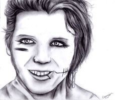 Andy Biersack - That Smile by Ebsie