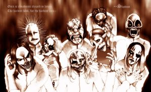 Slipknot by Gido