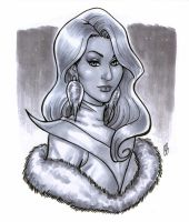 The Snow Queen by BigChrisGallery