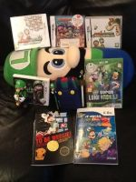 Luigi collection part 3-other stuff by Iwatchcartoons715