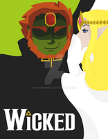 Wicked Hyrule by MuseWhimsy