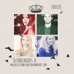 +IDolos -Tumblr Version by MIGUELSELENATIKO