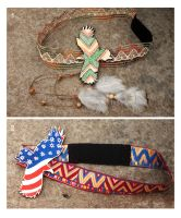 Headbands by hontor