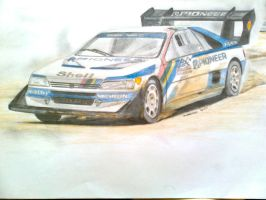 Peugeot 405 Pikes Peak by And300ZX