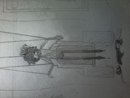 Just a Puppet on a string by JqotD