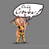 Double Crowbar by Celarx