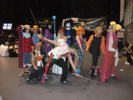 One Piece Group Friends by claudia1542
