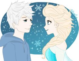 Cold Love. by mittsumi