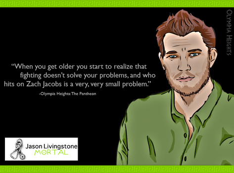 Jason Livingstone Quote by Nimbuschick