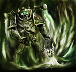 W40k Lord of Decay by BiGFooT-y2k