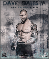 Batista ~ will he join wwe soon ?? ~ Poster by MhMd-Batista