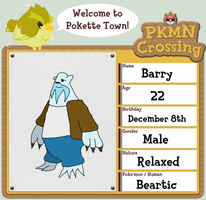 PKMN Crossing App Remake by DigiC300
