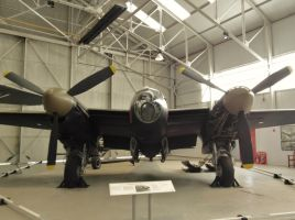 Mosquito - RAF Cosford by PhilsPictures