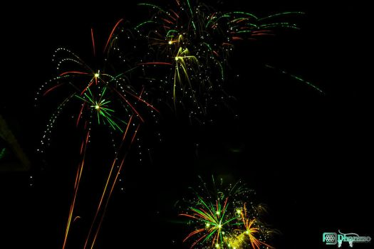 FireWorks 2014 #1 by dhanzzo