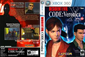 Resident Evil Code Veronica xbox360 by larryfagundes