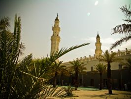Masjid al-Qiblatain by ukhan50699