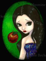Poisoned Apple by jasminetoad