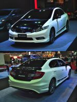 Bangkok Auto Salon 2012 12 by zynos958