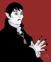 Barnabus Collins by MissKeith