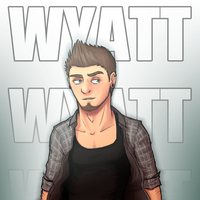 Just Wyatt by reaper600
