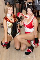 DOA vs FATAL FURY by PamelaColnaghi