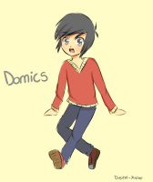 Doodle 1# : Domics by DigitalKelby