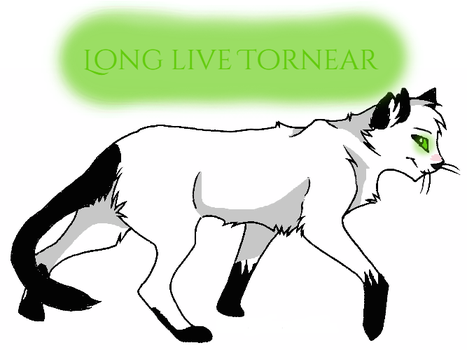 long Live Tornear! by wolfheart45001