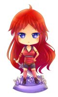 -- Chibi Commission for Florana-Princess -- by Kurama-chan