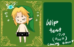 Test : Chibi Link test [soon] by PrinceOfRedroses