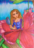 Tangled by Elinoire