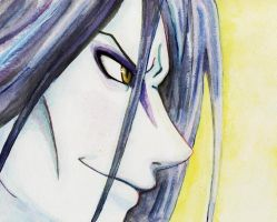 orochimaru by mywhatever