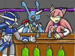 :AT: Luna's and Cyber Boy's Date by SurgeCraft