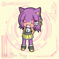 Little Miss Hazy by iheartyellow