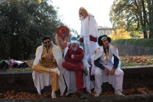 Lucca 09 - Execution by Lord-Kun-84