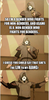 Bad Joke Amon 13 by yourparodies