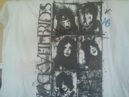 .::My Signed BVB Tee 8D::. by WeFallLikeAngels19