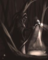 Witch in the wood by MarkTarrisse