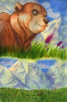 Brother Bear by ellensama