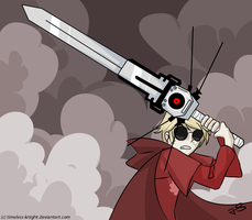 Dave Strider by Timeless-Knight