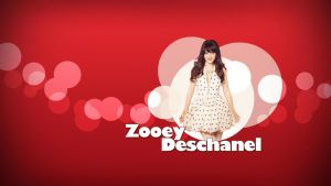zooey deschanel by pamcoutinho