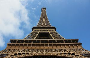 Eiffel Tower 2 by YunaHeileen
