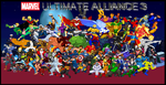 Marvel Ultimate Alliance 3 by maxmax007