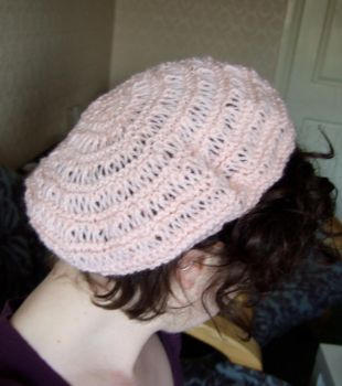 Simple Slouchy Snood by knerdy-knits