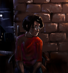 Trouble HP paintover by morosemordant