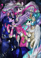 Long Live our Newest Princess by CorruptionSolid