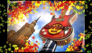 Hard Rock Cafe - 2 by hotonpictures