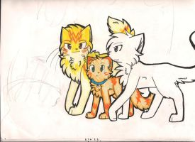Cats by MysteryBot